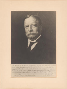 William Howard Taft : [photograph]