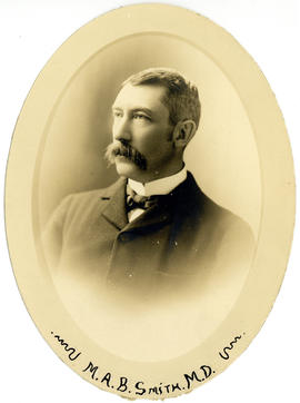 Portrait of M.A.B. Smith