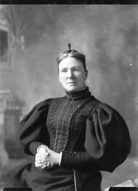 Photograph of Mrs. F. G. McKay