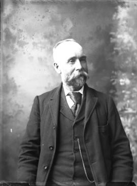 Photograph of James A. Fraser