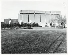 Photograph of the exterior of the Killam Memorial Library
