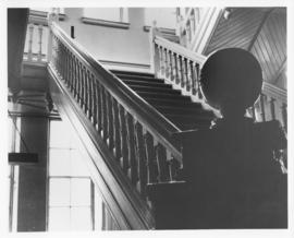 Photograph of a staircase