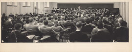 Photograph of Dalhousie University Faculty of Law convocation : 'ANSUL First Special Issue&#...