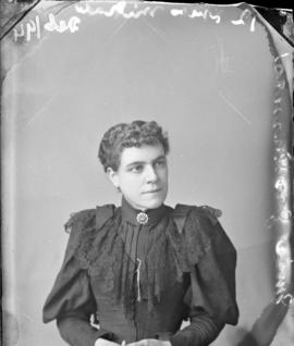 Photograph of Miss Jes Darnes
