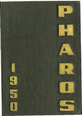 Pharos : Dalhousie University Yearbook 1950