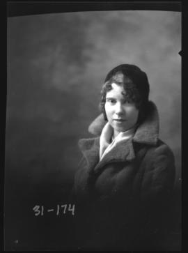 Photograph of Florence McGillvary