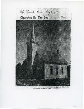 """Churches by the Sea,"""