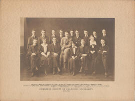 Photograph of Commerce Society of Dalhousie University