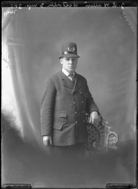 Photograph of J.L. Walters- Policeman