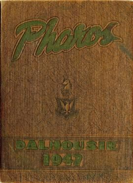 Pharos : Dalhousie University Yearbook 1947
