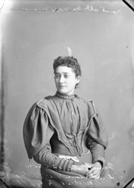 Photograph of Miss Reid
