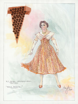 Costume design for Movie Musical