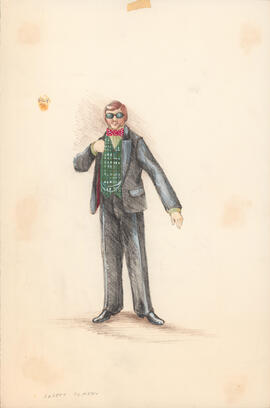 Costume design for Fly