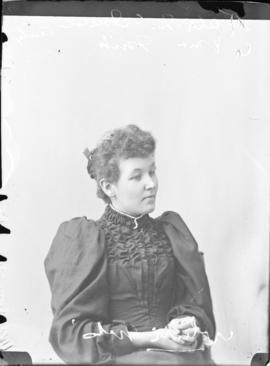Photograph of Kate McIsaac