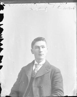 Photograph of Collin McDougall