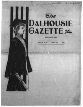 The Dalhousie Gazette, Volume 52, Issue 13