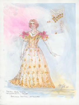 Costume design for Brenna Conrad : Opening