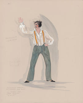 Costume design for Whippett
