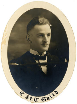Portrait of Cameron St. Clair Guild : Class of 1925