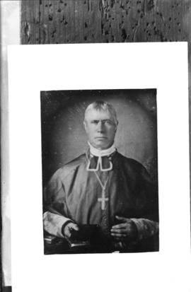 Photograph of Father Fraser