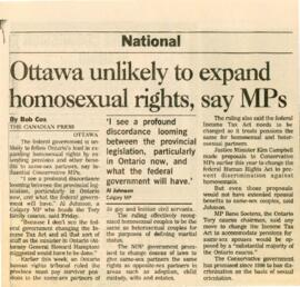 Nova Scotia Human Rights Act brochure, guides to human rights complaints, reports re. human right...