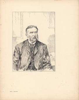George Lawson, F.R.S.C. Professor of chemistry, 1863–1895 : [drawing]