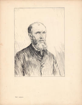 John Johnson, LL.D. Professor of classics, 1863–1894 : [drawing]
